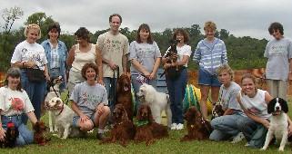 Doggie Summer Picnic Summer 2003